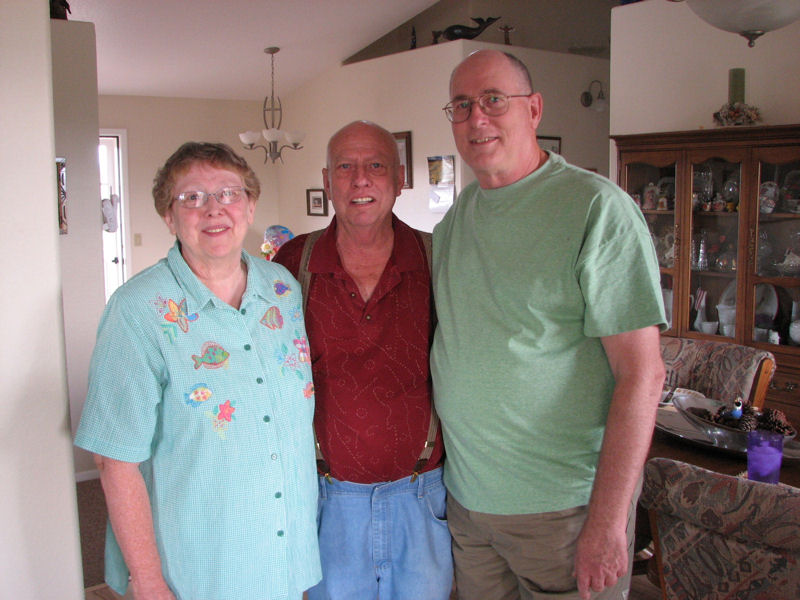 Betty, A.J., and Ken