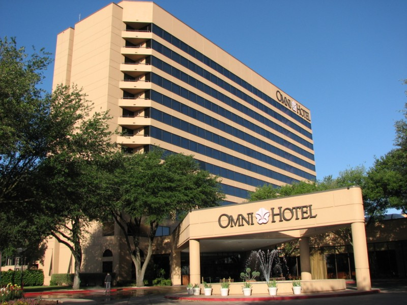2008 AIS Convention Headquarters -- Omni Hotel Southpark in Austin, TX