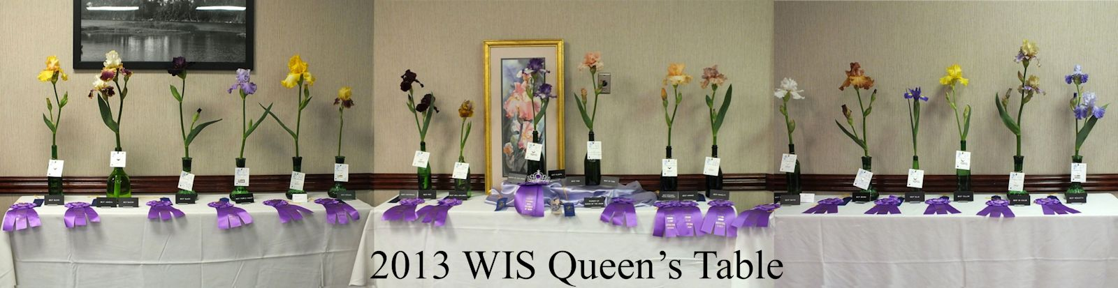 2013 Queen's Table