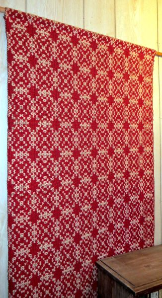 Wall hanging - red design